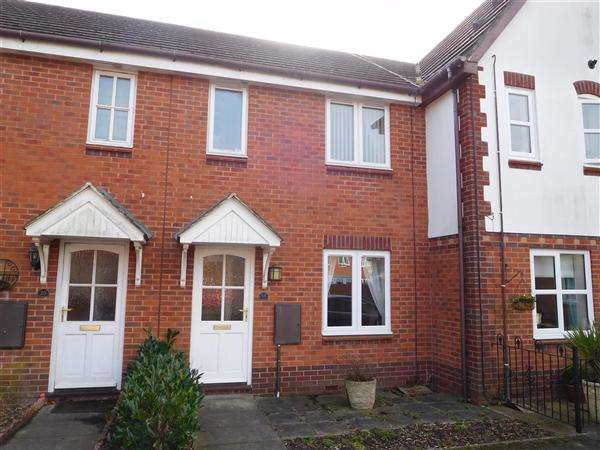 2 Bedrooms Terraced House for sale in Chestnut Drive, Caldicot