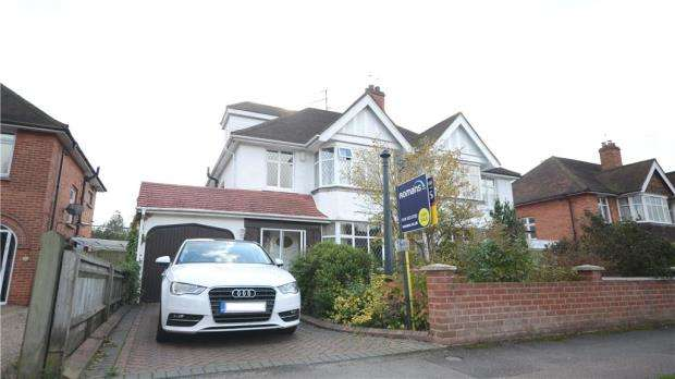 3 Bedrooms Semi Detached House for sale in Southcote Lane, Reading, Berkshire