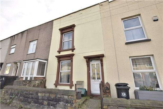 2 Bedrooms Terraced House for sale in Two Mile Hill Road, Kingswood, BS15 1BP