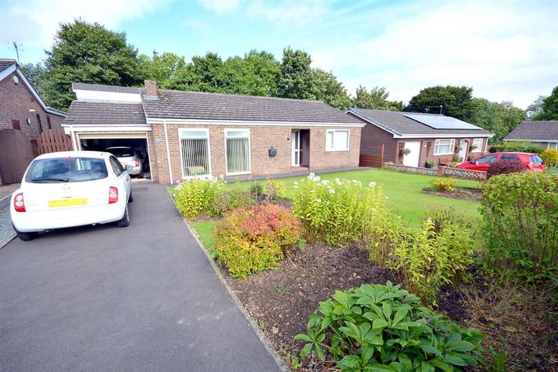 3 Bedrooms Bungalow for sale in Meatlesburn Close, School Aycliffe, Newton Aycliffe, DL5 6QU