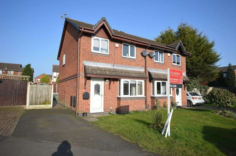 3 Bedrooms Semi Detached House for sale in Coulton Road, Widnes