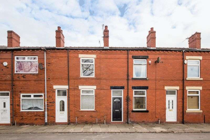 2 Bedrooms Terraced House for sale in Argyll Street, Wigan