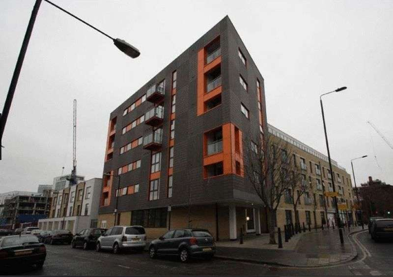 2 Bedrooms Flat for sale in Devons Road, London