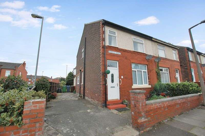 3 Bedrooms Semi Detached House for sale in Morley Road, Manchester