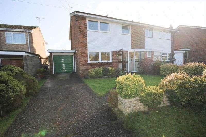 3 Bedrooms Semi Detached House for sale in Weald Bridge Road, North Weald