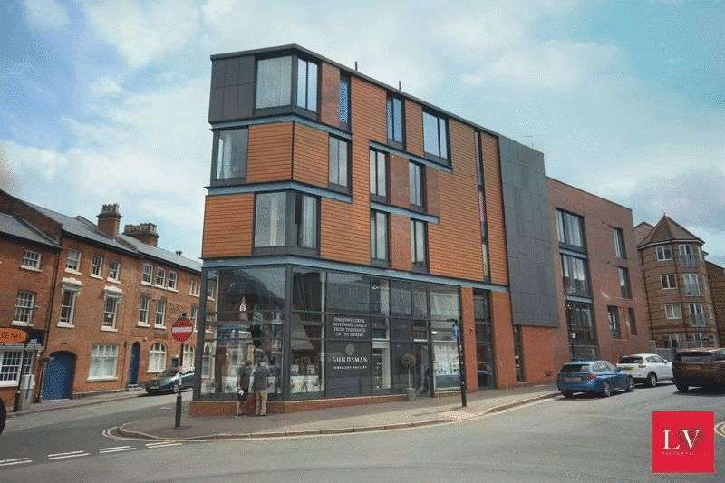 1 Bedroom Flat for sale in Spencer Point, Jewellery Quarter