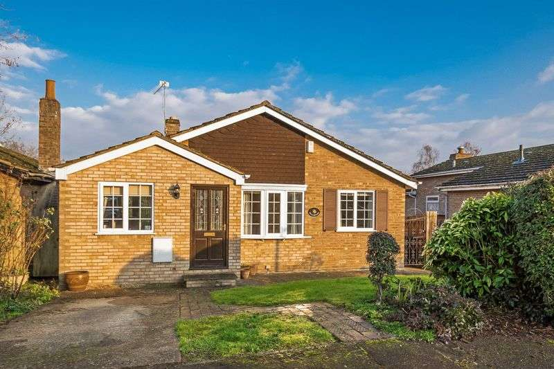 2 Bedrooms Detached Bungalow for sale in Marriotts Close, Felmersham, Bedfordshire