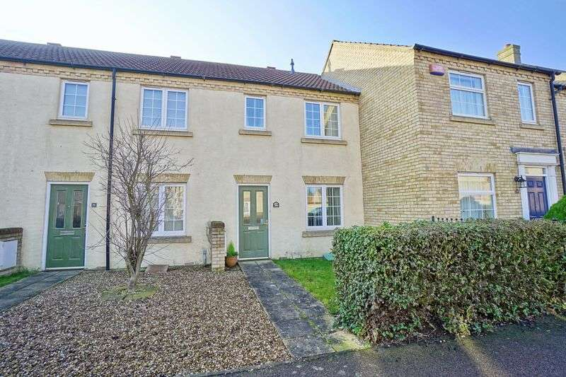 2 Bedrooms Terraced House for sale in Bevington Way, St. Neots