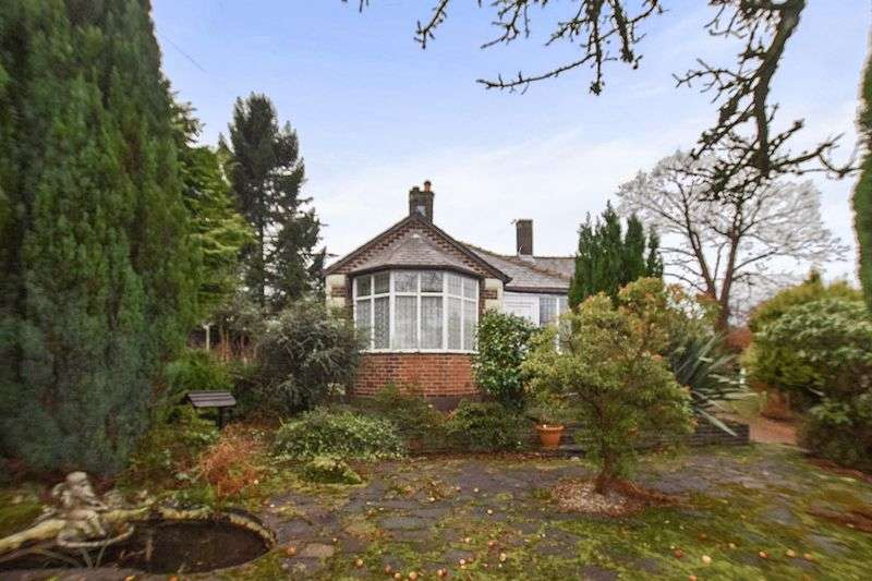 2 Bedrooms Detached Bungalow for sale in Sharples Avenue, Sharples, Bolton