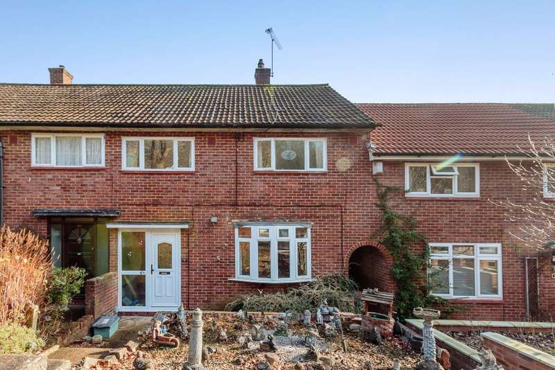 3 Bedrooms Terraced House for sale in Bowring Green, Watford, Herts, WD19 6UN
