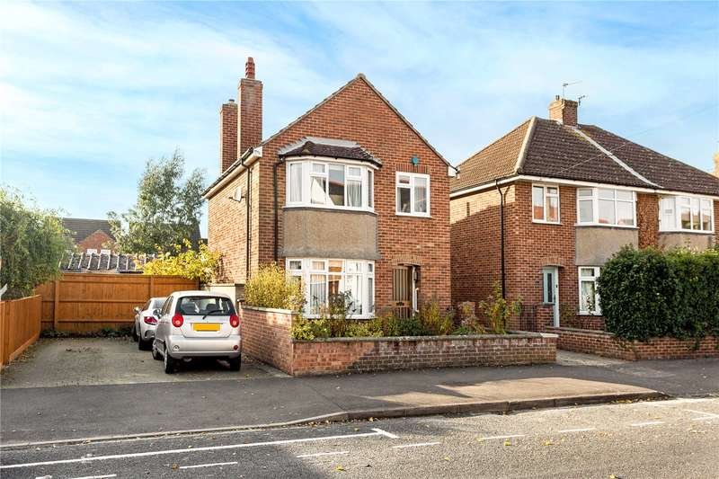 3 Bedrooms Detached House for sale in Stile Road, Headington, Oxford, Oxfordshire, OX3