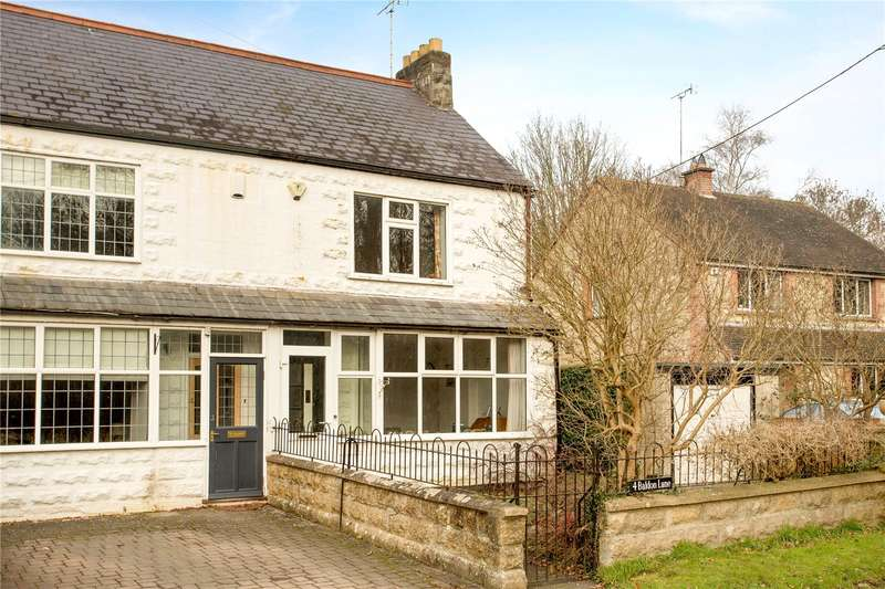 3 Bedrooms Terraced House for sale in Baldon Lane, Marsh Baldon, Oxford, OX44