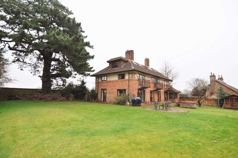 5 Bedrooms Detached House for sale in Direct Forest Views and Access
