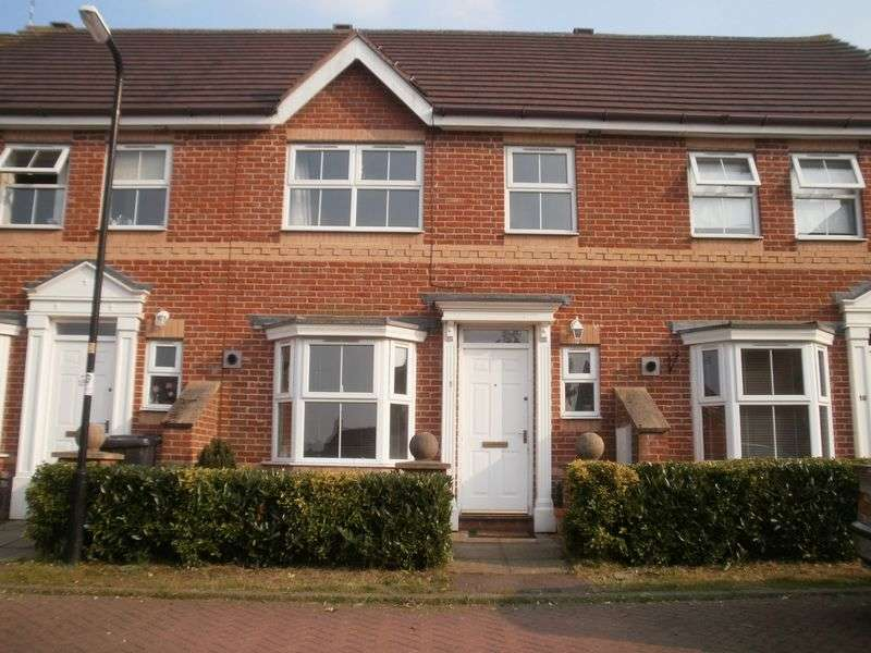 3 Bedrooms Terraced House for sale in Baler Close, Lang Farm, Daventry NN11 0WP