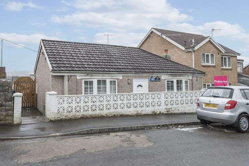 3 Bedrooms Detached Bungalow for sale in Libanus Road, Blackwood