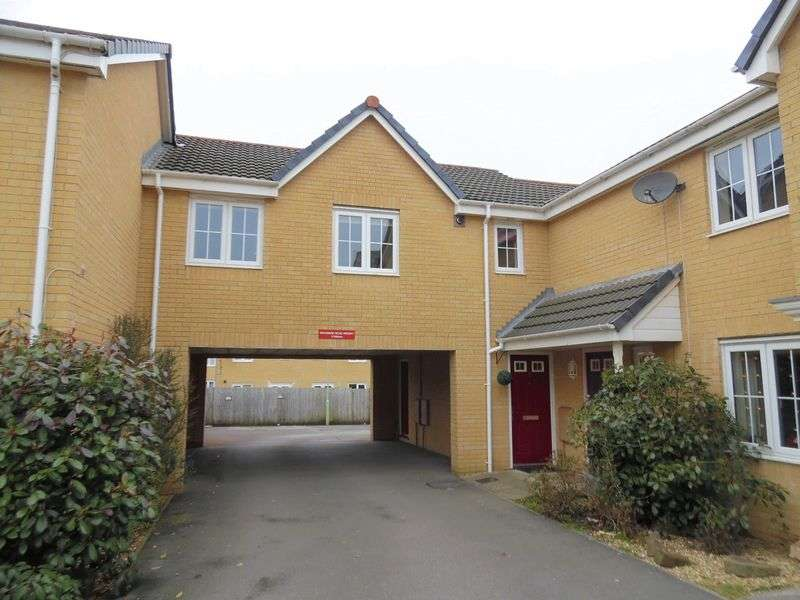 1 Bedroom Flat for sale in Rhodfa Brynmenyn Sarn Bridgend CF32 9GH