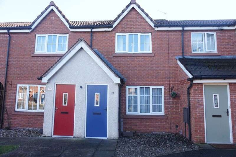 2 Bedrooms House for sale in Parker Way, Congleton