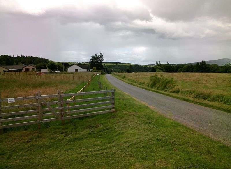 Land Commercial for sale in Dowans Road, Aberlour