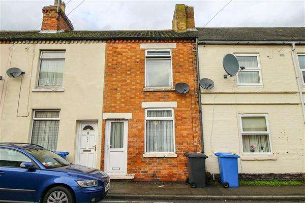 2 Bedrooms Terraced House for sale in Havelock Street, Kettering