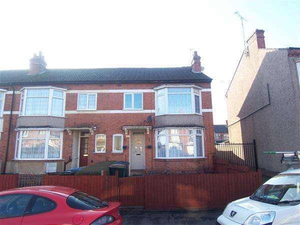 3 Bedrooms End Of Terrace House for sale in Kingsland Avenue, Coventry