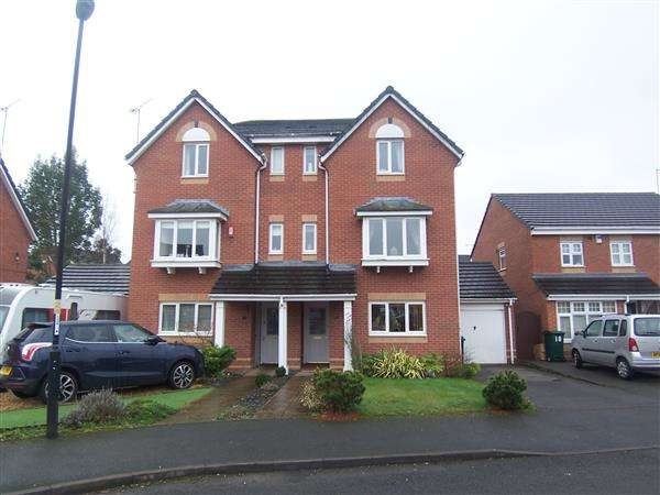 3 Bedrooms Semi Detached House for sale in Chorley Way, Coventry