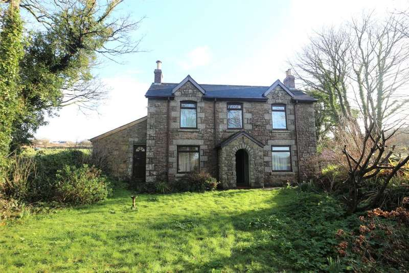 3 Bedrooms Detached House for sale in Killivose, Camborne