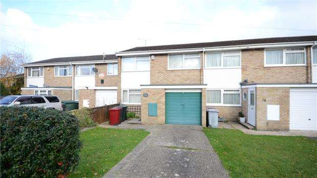 3 Bedrooms Terraced House for sale in Corwen Road, Tilehurst, Reading