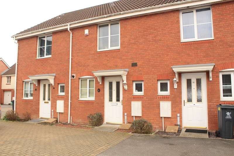 2 Bedrooms Terraced House for sale in Watkins Square, Llanishen, Cardiff
