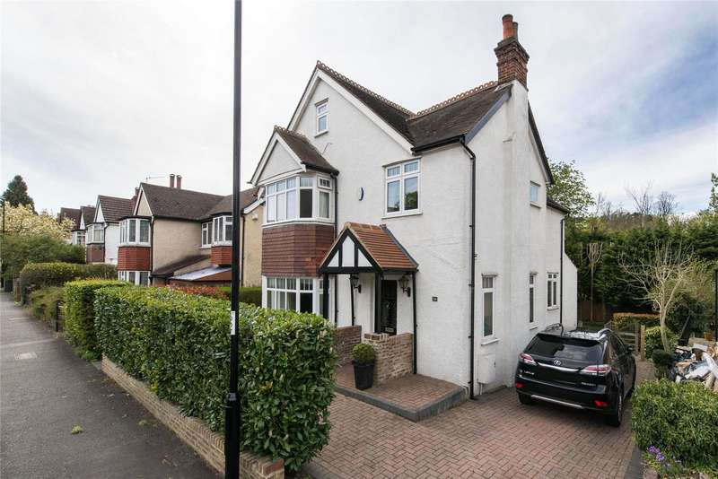 4 Bedrooms Detached House for sale in Reddown Road, Coulsdon
