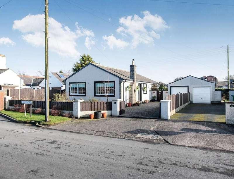 3 Bedrooms Detached Bungalow for sale in Skinburness Road, Skinburness, Wigton, CA7