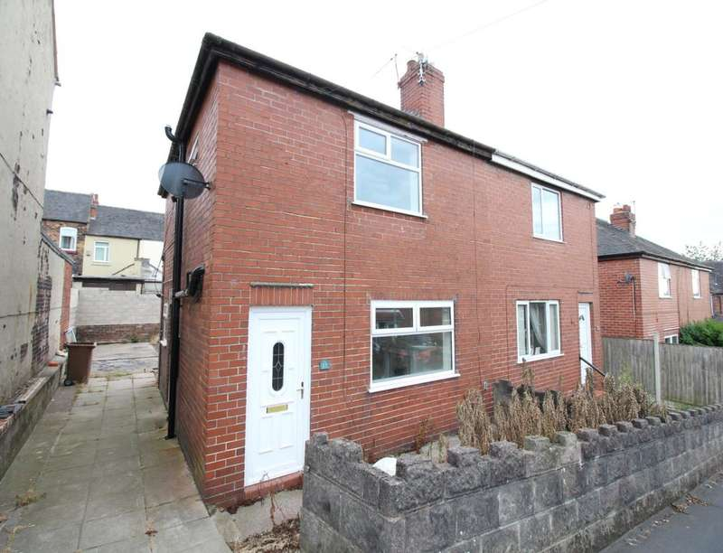 3 Bedrooms Semi Detached House for sale in Moss Street, Ball Green, Stoke-On-Trent, ST6