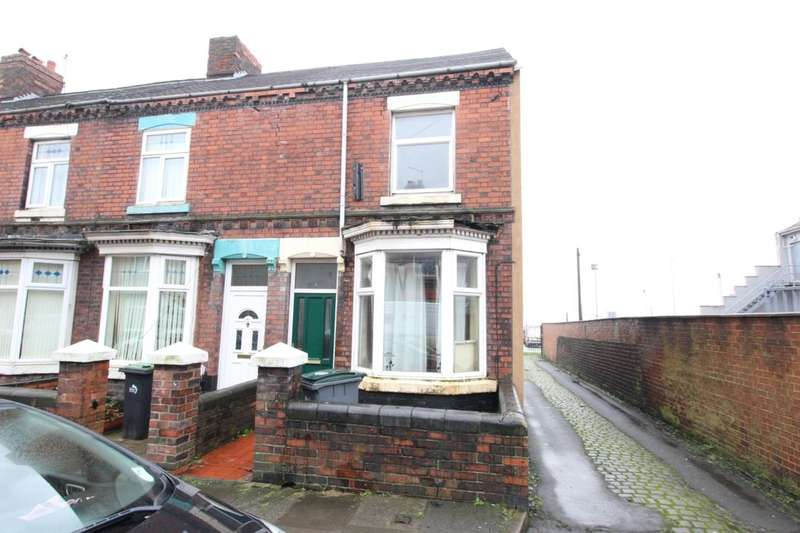 2 Bedrooms Property for sale in Pinnox Street, Tunstall, Stoke-On-Trent, ST6
