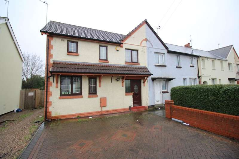 3 Bedrooms Property for sale in Thorne Road, Willenhall, WV13