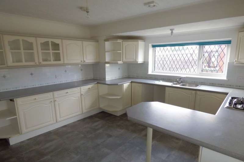 2 Bedrooms Detached Bungalow for sale in Hill Crest, Swillington, Leeds, LS26