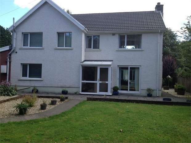 3 Bedrooms Detached House for sale in New Church Road, EBBW VALE, Blaenau Gwent