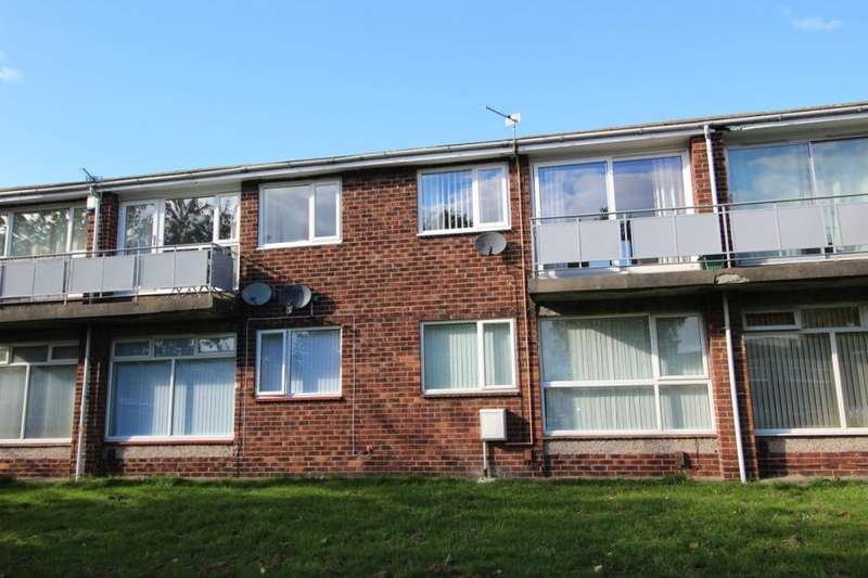 1 Bedroom Flat for sale in Hanover Drive, Blaydon-On-Tyne, NE21