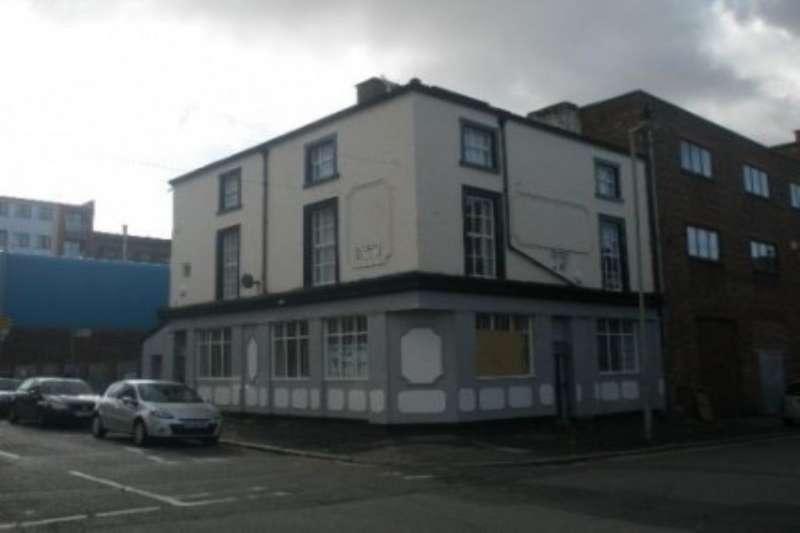 1 Bedroom Flat for rent in Gildart Street, Liverpool, L3