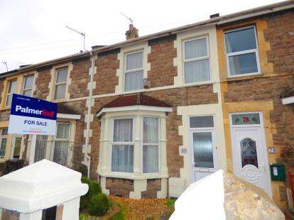 3 Bedrooms Terraced House for sale in Weston-Super-Mare
