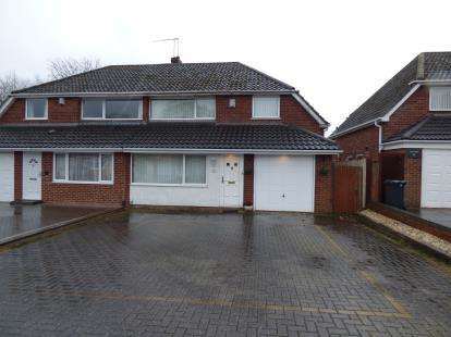 3 Bedrooms Semi Detached House for sale in Foxlea Road, Halesowen, West Midlands