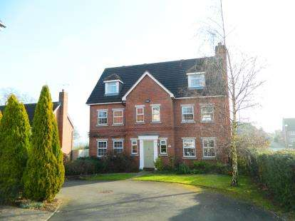 6 Bedrooms Detached House for sale in Todenham Way, Hatton Park, Warwick