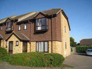 2 Bedrooms Maisonette Flat for sale in Penhurst Close, Weavering, Maidstone, Kent