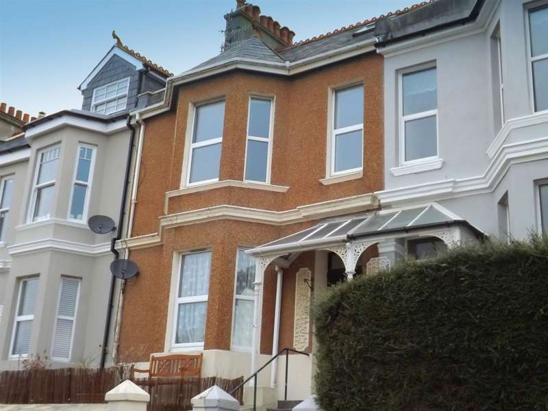 3 Bedrooms Maisonette Flat for sale in Elm Road, Mannamead, Plymouth
