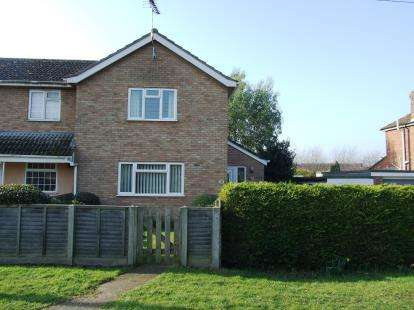 2 Bedrooms Semi Detached House for sale in Mildenhall, Bury St. Edmunds, Suffolk