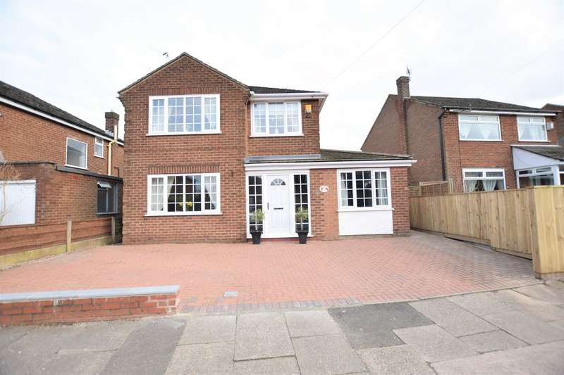 3 Bedrooms Detached House for sale in Vicarage Avenue, Cheadle Hulme