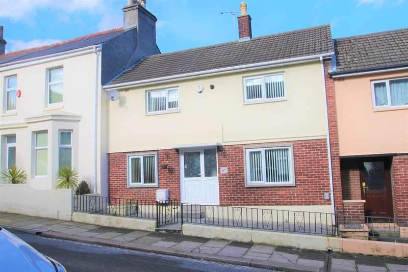 2 Bedrooms Terraced House for sale in St Judes, Plymouth