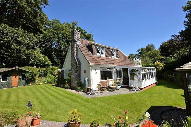 3 Bedrooms Detached House for sale in Sparkwell, Plymouth, Devon