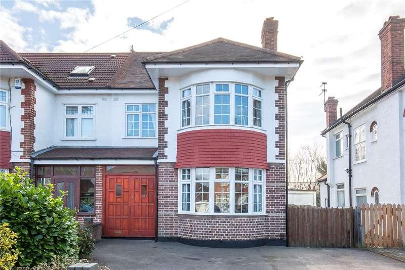 3 Bedrooms Semi Detached House for sale in Westpole Avenue, Cockfosters, Barnet, EN4
