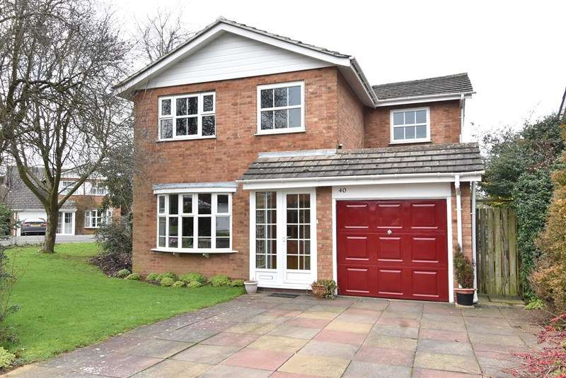 4 Bedrooms Detached House for sale in Berberry Close, Bournville, Birmingham