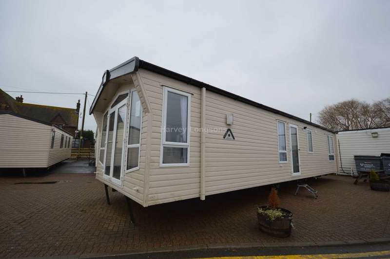 2 Bedrooms Caravan Mobile Home for sale in Alberta Holiday Park, Faversham Road, Whitstable
