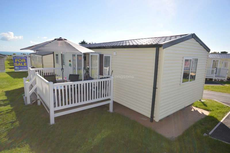 3 Bedrooms Caravan Mobile Home for sale in Landscove Holiday Park, Gillard Road, Berry Head, Brixham
